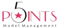 5PointsModels Logo
