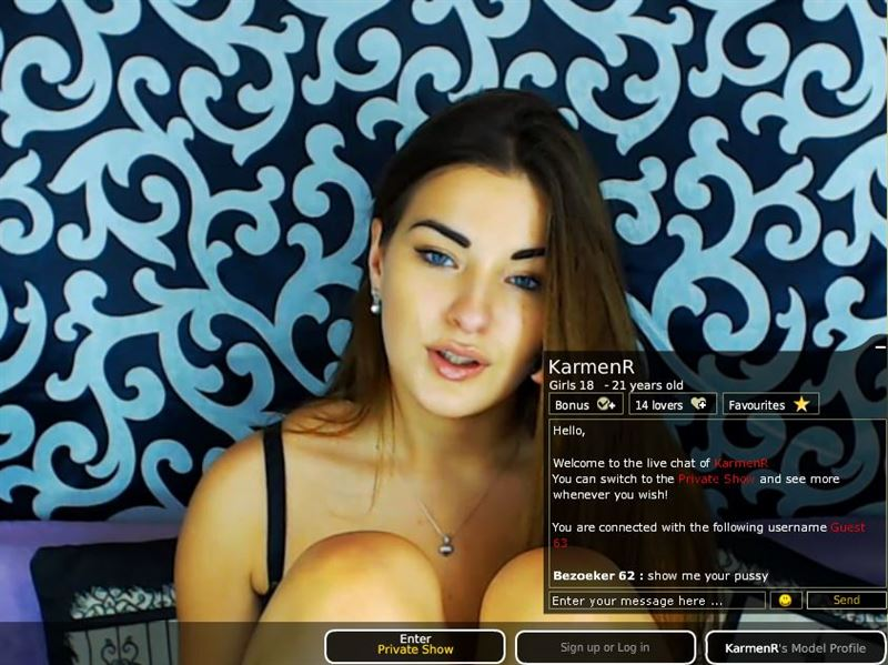 Real Adult Chat Cams at xLoveCam