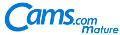 Cams.com - Mature Logo