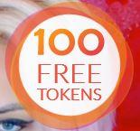 Free Cams tokens