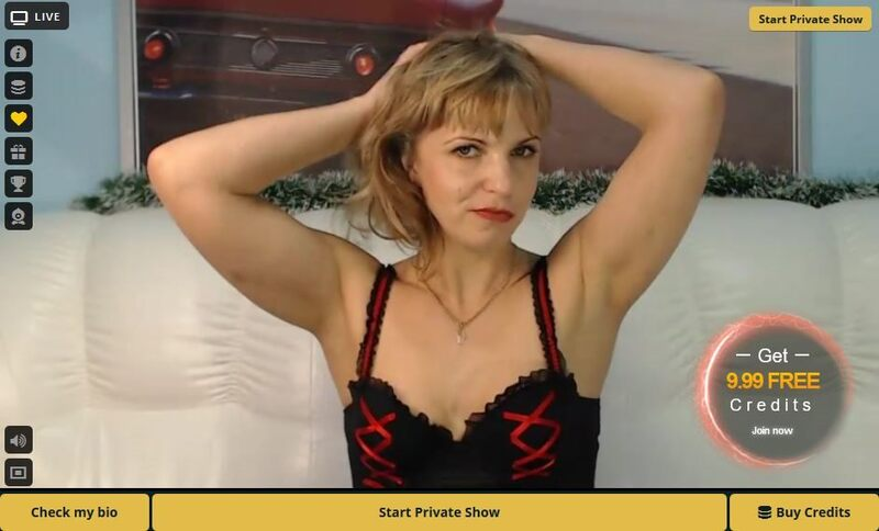 Hot and horny housewife at MyCams.com