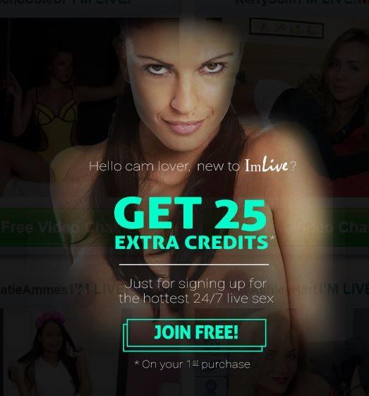 Free ImLive credits