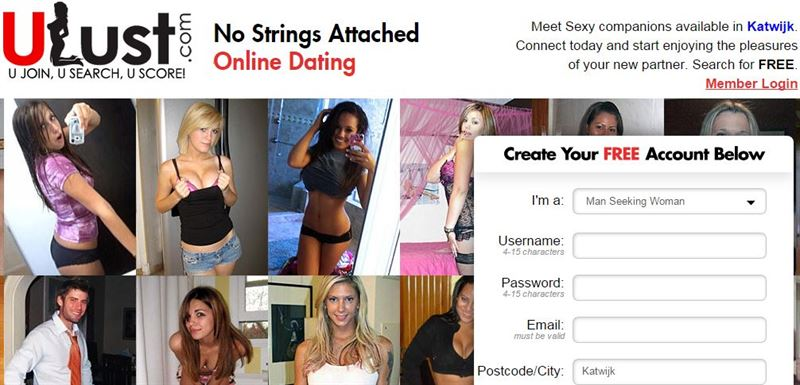 Join uLust for real sex dating online