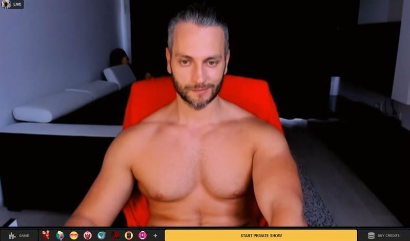 HD image from a gay joi webcam room on CameraBoys