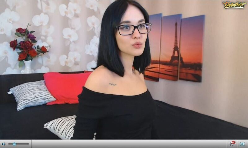 A pretty Chaturbate model with fantastic quality video chat