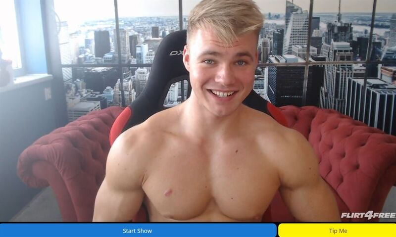 Flirt4Free accepts gift card for private gay cam chat