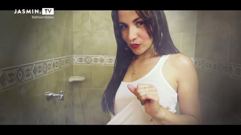 Shower time with a Live Jasmin TV Movie