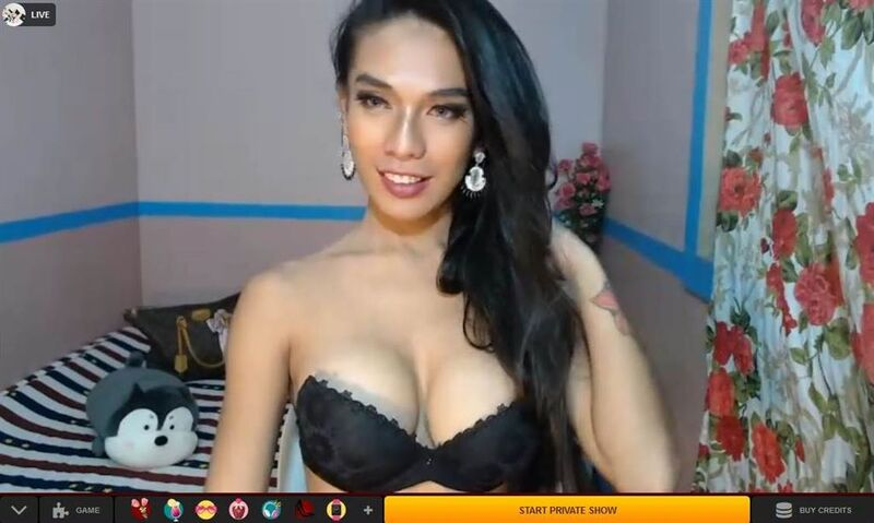 LiveJasmin shemale JOI cams