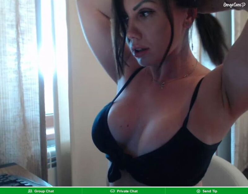 BongaCams token based webcams